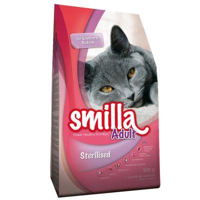 Probierpreis: Smilla Adult Sterilised 300 g
