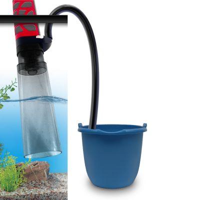 Pulitore per fondali Fluval AquaVac Plus