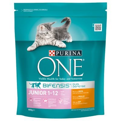 Purina One Bifensis Adult Dry Cat Food