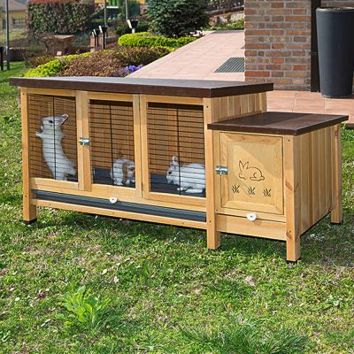Image result for rabbit hutch
