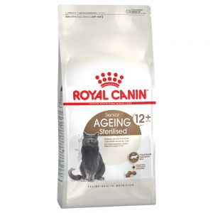 Royal Canin Ageing Sterilised 12 Dry Senior Cat Food