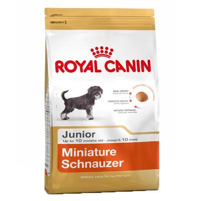 Royal Canin Breed Hondenvoer - Miniature Schnauzer Junior
