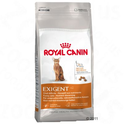Royal Canin Exigent 42 - Protein Preference | zooplus.se