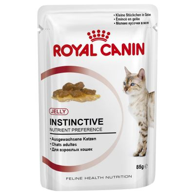 Royal Canin Cat Food In Jelly