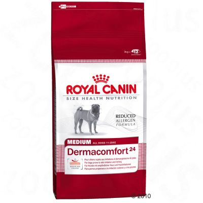 royal canin health nutrition dermacomfort medium. Black Bedroom Furniture Sets. Home Design Ideas