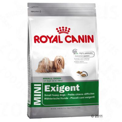 royal canin mini exigent - croquettes pour chien - zooplus