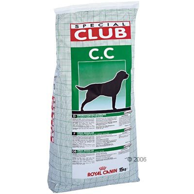 special club performance adult cc royal canin - croquettes pour