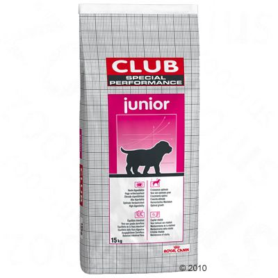Royal canin special club performance junior croquettes - Croquette royal canin maxi junior ...