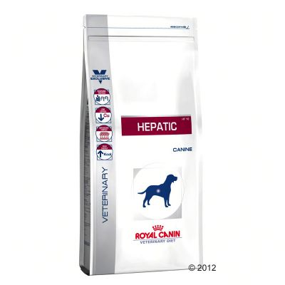 Royal Canin Veterinary Diet Hepatic HF 16 pour chien