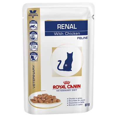 royal canin renal veterinary diet nourriture humide pour chat zooplus. Black Bedroom Furniture Sets. Home Design Ideas