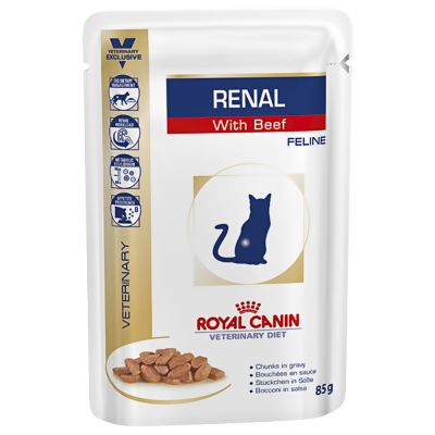 royal canin renal veterinary diet nourriture humide. Black Bedroom Furniture Sets. Home Design Ideas