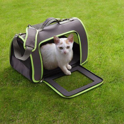 Sac de transport Technicolor pour chien et chat