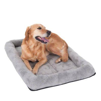 Set Gabbia per cani Double Door e cuscino per trasportini