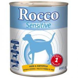 Set prova misto! Rocco Sensitive + 250 g Rocco Chings