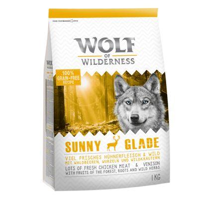 Set prova misto Wolf of Wilderness Adult