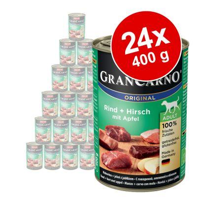 Sparpaket Animonda GranCarno Original 24 x 400 g