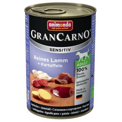 Sparpaket Animonda GranCarno Sensitive 24 x 400 g