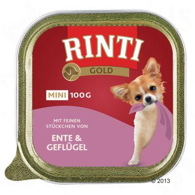 Sparpaket Rinti Gold Mini 48 x 100 g