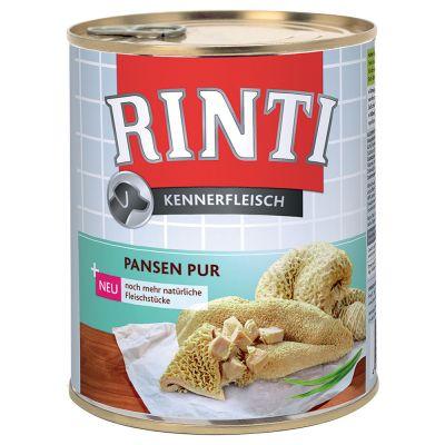 Sparpaket Rinti Kennerfleisch 12 x 800 g
