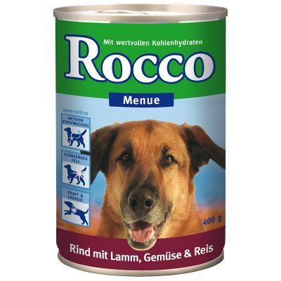 Sparpaket Rocco Menue 24 x 400 g