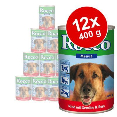 Sparpaket Rocco Menue 12 x 400 g