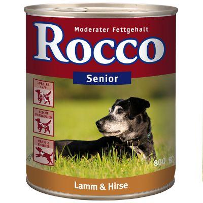 Sparpaket Rocco Senior 12 x 800 g