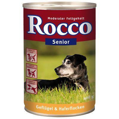 Sparpaket Rocco Senior 12 x 400 g