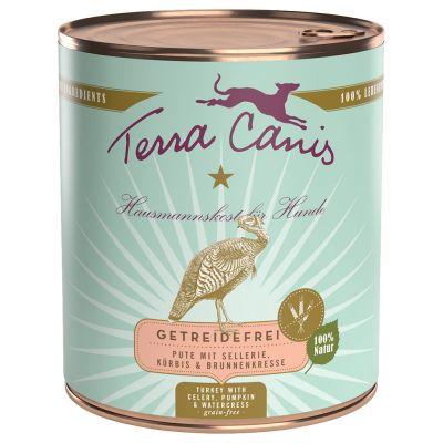 Sparpaket Terra Canis Getreidefrei 12 x 800 g