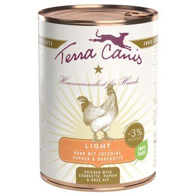 Sparpaket Terra Canis Light 12 x 400 g