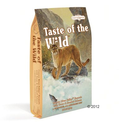 Review Taste Of The Wild Canyon Dry Cat Food