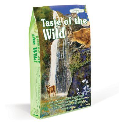 Taste of the Wild Rocky Mountain pour chat