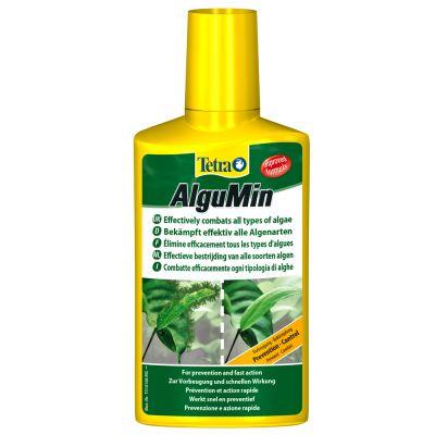Tetra AlguMin solución anti-algas