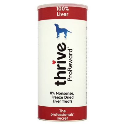 thrive ProReward Liver Dog Treats