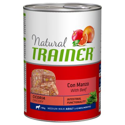 Trainer Natural Adult Medium/Maxi 12 x 400 g
