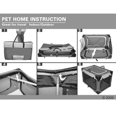 Trasportino Pet Home