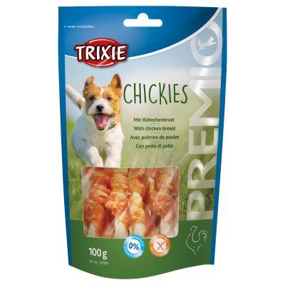 Trixie Chickies przekąska niskotłuszczowa z wapniem