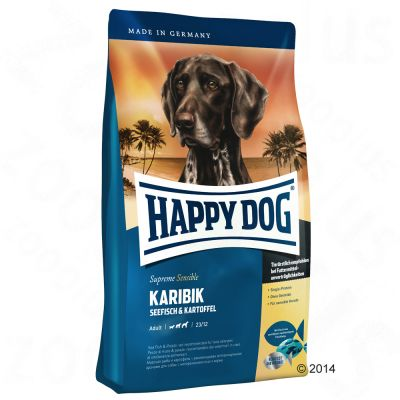 Velika vreća Happy Dog  + dekica za maženje besplatno!