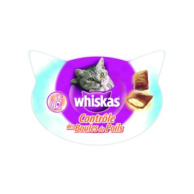 whiskas contr le des boules de poils pour chat zooplus. Black Bedroom Furniture Sets. Home Design Ideas