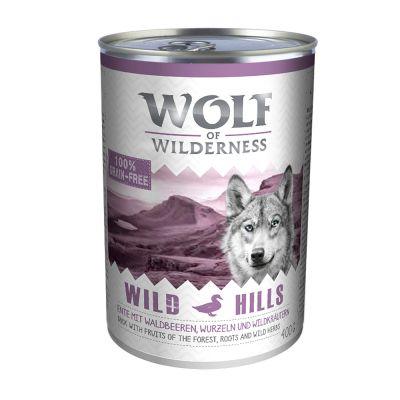 Wolf of Wilderness Einzeldose 1 x 400 g