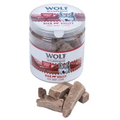 Wolf of Wilderness - Gefriergetrocknete Premium-Snacks