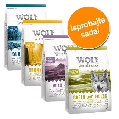Wolf of Wilderness - miješano pakiranje