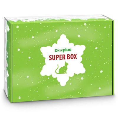 Zooplus Superbox voor katten nu €14,99
